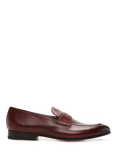 Doucal's Ayakkabı Bordo